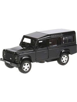 Автомодель - Land Rover Defender (Черный, 1:32) [DEFENDER-BK]