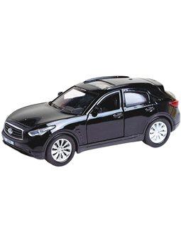 Автомодель - Infiniti Qx70 (Черный, 1:32) [QX70-BK]