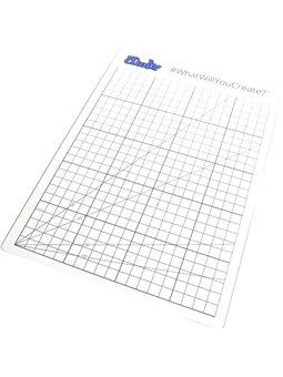 Набор Аксессуаров для профессиональной 3D-Ручки 3Doodler Create - Трафарет [DOODPAD]