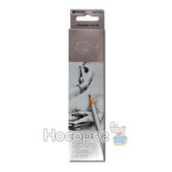 Карандаши графитные Marco 7000-6CB