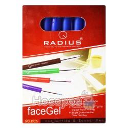 Ручка гелевая RADIUS faceGel