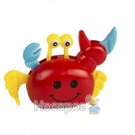 Фото Игрушка заводная 05-16 В Краб (3 цвета) (600)
