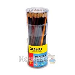 Карандаши графитные SH-6604