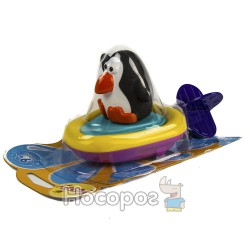 Игрушка водоплавающая 13102 (3 вида) (96)