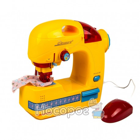 Швейная машинка XS 08055 (музыка, свет, на батарейке)