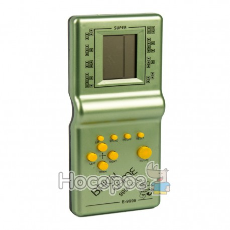 Тетрис Е-9999Р на батарейке, 18,5 * 8 * 3см