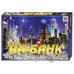 """Настольная игра """"Ва-Банк ТехноК"""" арт.0038"""