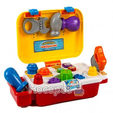 Говорящий чемоданчик М 1361 U/R с инструментами (18)