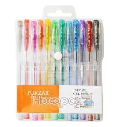 Ручки в наборе гель 12 цветов TZ-144-12