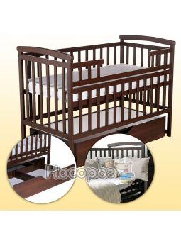 Кровать-трансформер Детский сон Лодочка с шухлядой 00-00004833