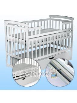Ліжко-трансформер Дитячий сон Лодочка з шухлядою 00-00003513