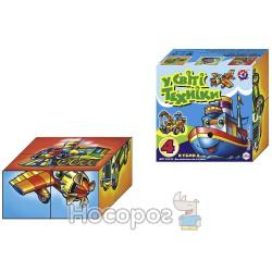 "Игрушка кубики ""В мире техники ТехноК"""