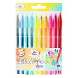 Ручки в наборі BEIFA АА934-10U 10 кольорів