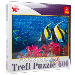 """89000 Пазл """"600 ел."""" - Под водой/ Фото"""