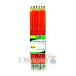 Олівці прості 4Office 4-100