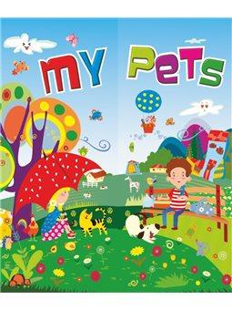 Лепбук «My Pets» Учебники и пособия [2255555501405]