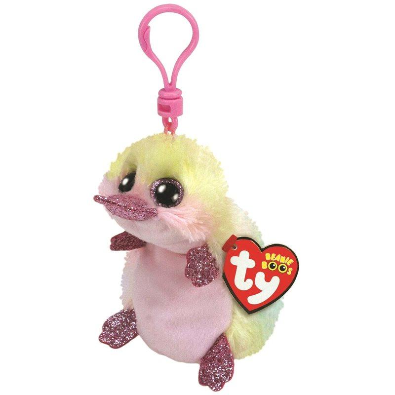 Фото TY-Мягкая игрушка Утконос Petunia 12см [35220]