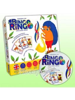 Настольная игра Bingo Ringo GBR-01-02E