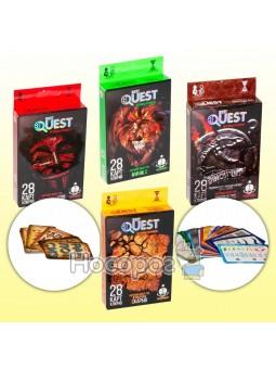 Карточная квест-игра BEST QUEST BQ-01-01U,02U,03U,04U