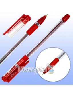 Ручка масляная Hiper Fine Tip HO-111 красная