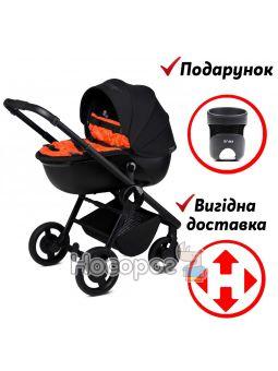 Универсальная коляска Anex Quant Qn05 LAVA / Сoral