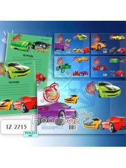 Обкладинка для зошитів TZ-2715