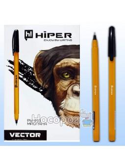 Ручка масляная Hiper Vector HO-600 черная