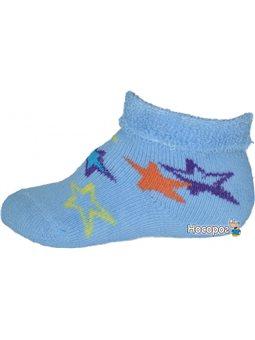 Шкарпетки дитячі 9165 р.6-8 Блакитний