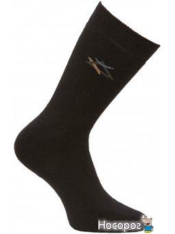Шкарпетки чоловічі 6060 р.25 Чорний