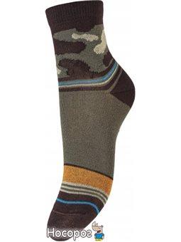 Шкарпетки дитячі 9191 р.22-24 Хакі