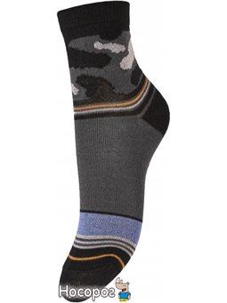 Носки детские 9191 р.22-24 т-серый
