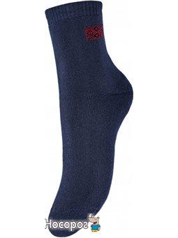 Шкарпетки дитячі 9190 р 18-20 т-сірий