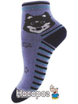 Шкарпетки дитячі 9166 р 22-24 Джинс