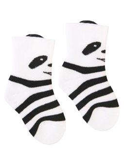 Шкарпетки Дит 5В405 р.18-20 Білий (75%бав,23%ПА,2%ел)