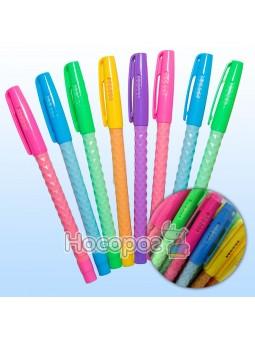 Ручка шариковая Радуга SWEET COLOR N-98865SC