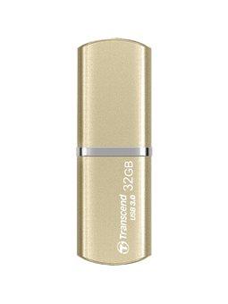 Накопичувач Transcend 32GB USB 3.1 JetFlash 820 Metal Gold [TS32GJF820G]