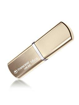 Накопичувач Transcend 16GB USB 3.1 JetFlash 820 Metal Gold [TS16GJF820G]