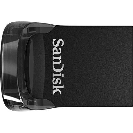 Накопичувач SanDisk 256GB USB 3.1 Ultra Fit [SDCZ430-256G-G46]