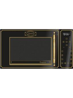 Мікрохвильова піч Kaiser M2500Em - квар.гриль/конвекц/25л/900Вт/диспл/сенсор/чорний [M2500Em]
