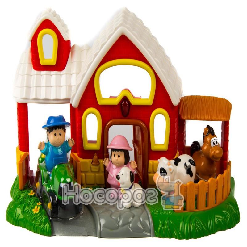 Фото Игра 3883 Ферма (музыка, свет, фермер, животные) (6)