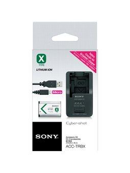 Зарядний пристрій униіверсальний Sony ACC-TRBX [ACCTRBX.CEE]
