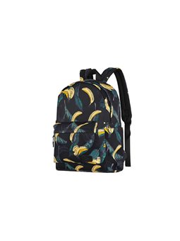 Рюкзак 2Е, TeensPack Bananas, чорний [2E-BPT6114BB]