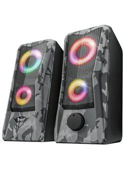 Акустична система (Колонки) GXT 606 JAVV RGB 2.0 SNOW CAMO [23379_TRUST]