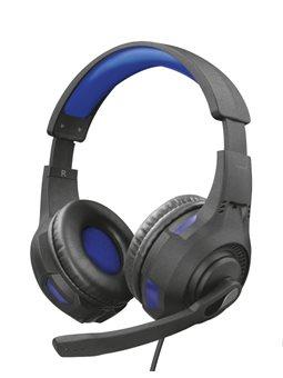 Гарнітура Trust GXT 307B Ravu Gaming Headset for PS4 3.5mm BLUE [23250_TRUST]