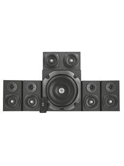Акустична система (Колонки) Trust 5.1 Vigor Surround Speaker System BLACK [22236_TRUST]