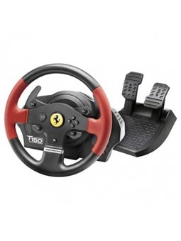 Кермо Thrustmaster T150 Ferrari Wheel with Pedals for PC/PS3/PS4 [4160630]