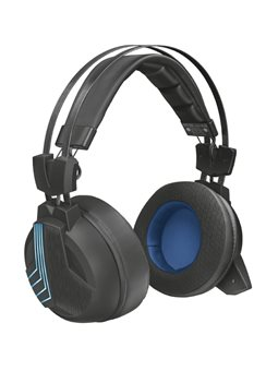 Гарнитура TRUST GXT 393 Magna WL 7.1 Surround Gaming Headset BLACK [22796]