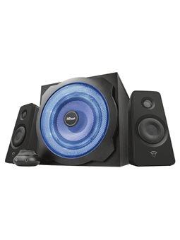 Акустична система (Колонки) Trust 2.1 GXT 628 Tytan Illuminated Speaker Set BLACK [20562]