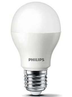 Philips LEDBulb E27 7-60W 6500K 230V A55 (PF)