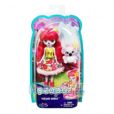 "Фото Кукла ""Mattel"" Enchantimals ""Коала Карина"""